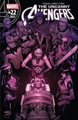 All-New Uncanny Avengers # 22 Issues V3 (2015 - 2017)