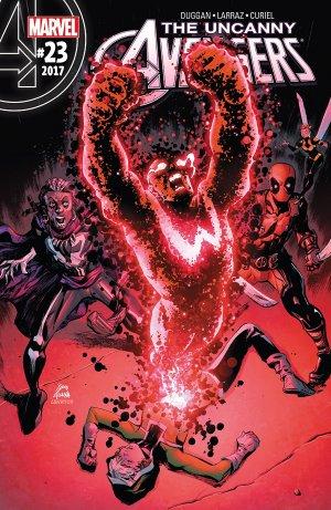 All-New Uncanny Avengers # 23 Issues V3 (2015 - 2017)
