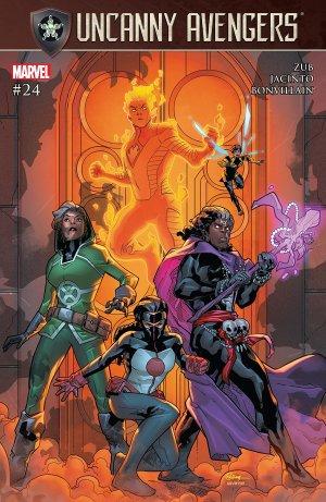 Uncanny Avengers # 24 Issues V3 (2015 - 2017)
