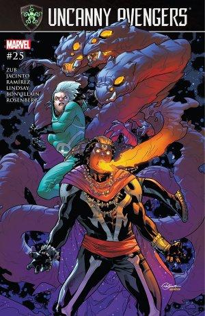 Uncanny Avengers # 25 Issues V3 (2015 - 2017)