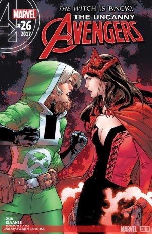 Uncanny Avengers # 26 Issues V3 (2015 - 2017)