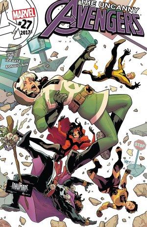 Uncanny Avengers # 27 Issues V3 (2015 - 2017)