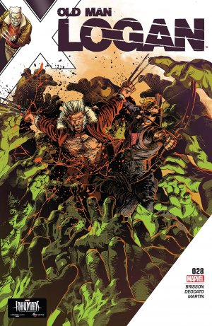 Old Man Logan # 28 Issues V2 (2016 - 2018)