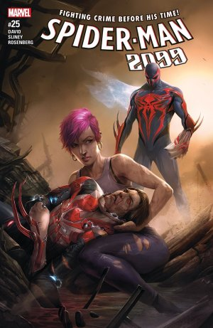 Spider-Man 2099 25