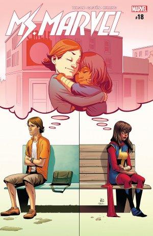 Ms. Marvel # 18 Issues V4 (2015 - 2019)