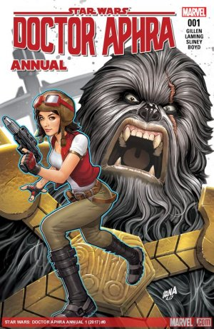 Star Wars - Docteur Aphra édition Annuals (2017 - Ongoing)