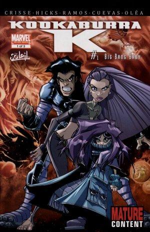 Kookaburra K édition Issue V1 (2010)