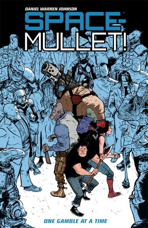Space-Mullet édition TPB softcover (souple)