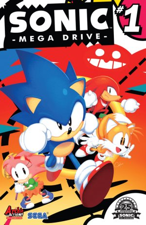 Sonic - Mega Drive édition Issues (2016)