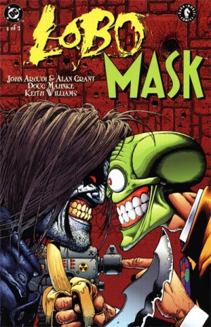Lobo / The Mask édition Issues (1997)