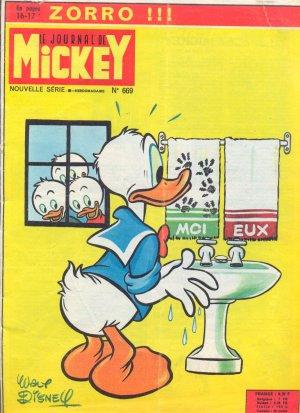 Le journal de Mickey 669