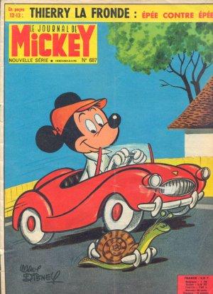 Le journal de Mickey 687