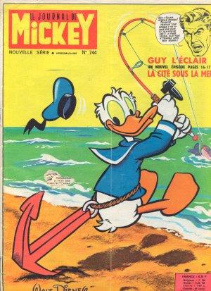 Le journal de Mickey 744