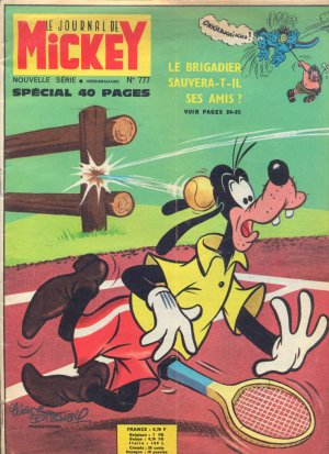 Le journal de Mickey 777