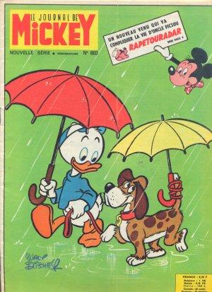 Le journal de Mickey 803