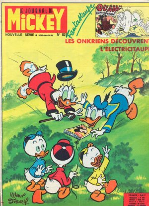 Le journal de Mickey 821