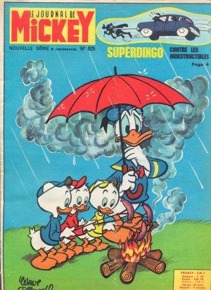Le journal de Mickey 825