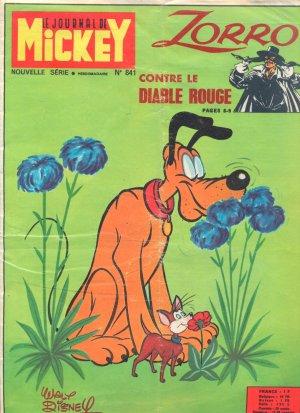 Le journal de Mickey 841