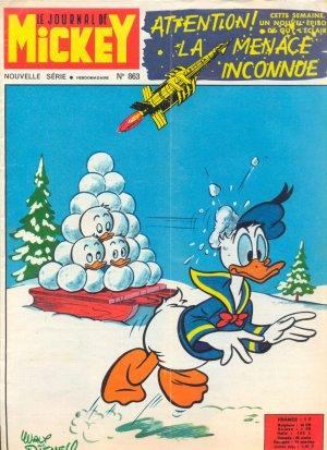 Le journal de Mickey 863