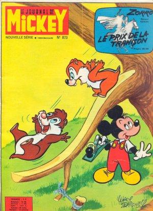 Le journal de Mickey 873