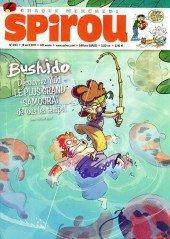 Le journal de Spirou # 4123