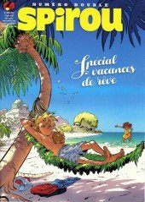 Album Spirou (recueil) # 4132