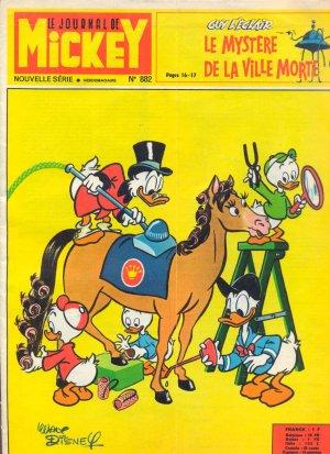 Le journal de Mickey 882