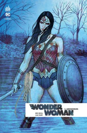 Wonder Woman Rebirth # 2