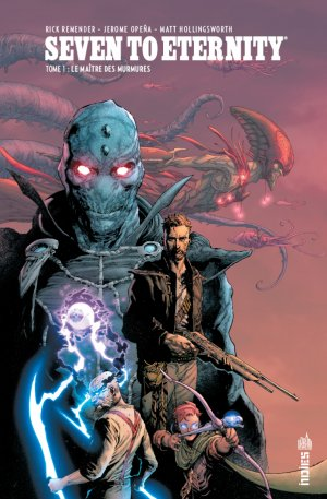 Seven to Eternity édition TPB hardcover (cartonnée)