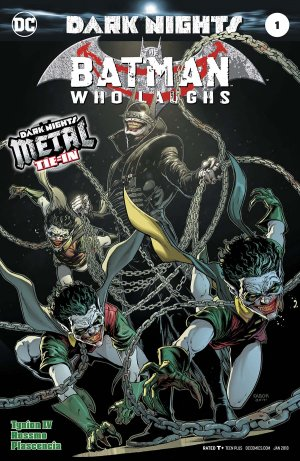 Dark Nights - The Batman Who Laughs édition Issues (2017)