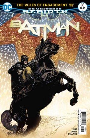 Batman # 33 Issues V3 (2016 - Ongoing) - Rebirth