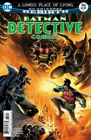 Batman - Detective Comics # 966 Issues V1 Suite (2016 - Ongoing)