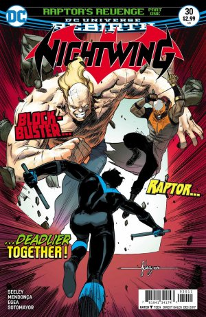 Nightwing # 30 Issues V4 (2016 - Ongoing) - Rebirth