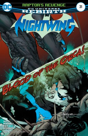 Nightwing # 31 Issues V4 (2016 - Ongoing) - Rebirth