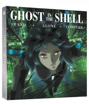 Ghost in the Shell : Stand Alone Complex - Saison 1 édition Edition Ultimate Blu-Ray
