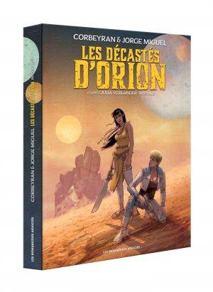 Les décastés d'Orion édition Coffret 2017