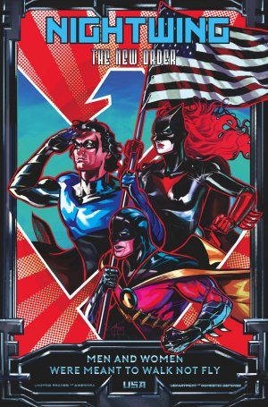 Nightwing - The New Order # 3 Issues (2017)