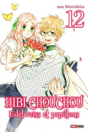 couverture, jaquette Hibi Chouchou - Edelweiss et Papillons 12  (Panini manga)