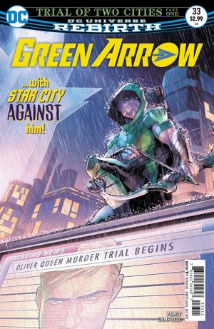 Green Arrow # 33 Issues V6 (2016 - Ongoing)