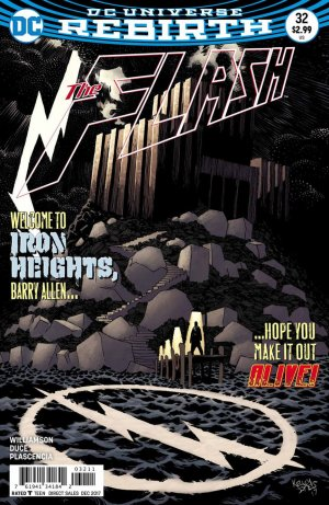 Flash # 32 Issues V5 (2016 - Ongoing) - Rebirth