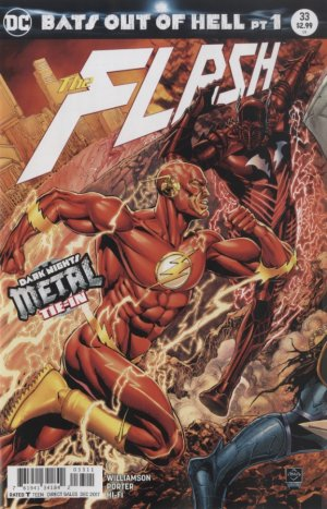 Flash # 33 Issues V5 (2016 - Ongoing) - Rebirth