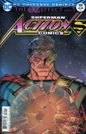 Action Comics # 989