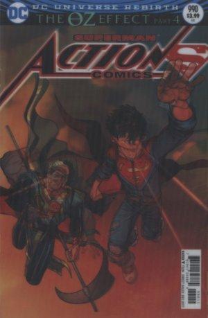 Action Comics # 990