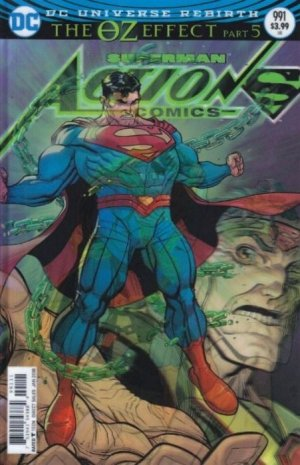 Action Comics # 991 Issues V1 Suite (2016 - Ongoing)