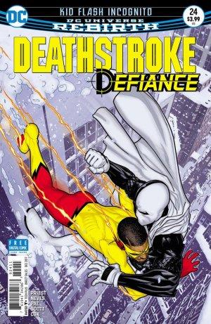 Deathstroke # 24