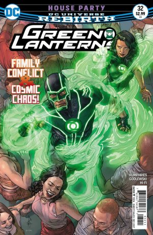 Green Lanterns # 32 Issues V1 (2016 - Ongoing)