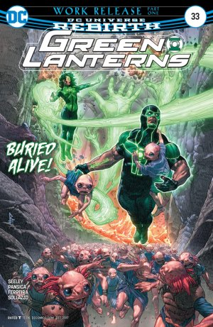 Green Lanterns # 33 Issues V1 (2016 - Ongoing)