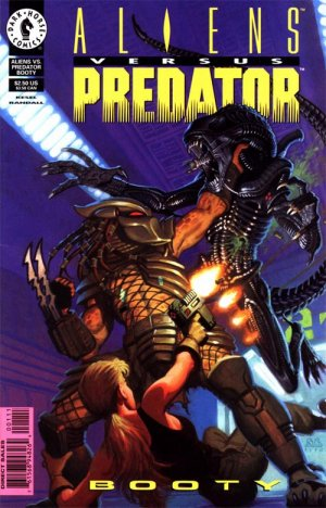 Aliens vs. Predator - Booty édition Issues