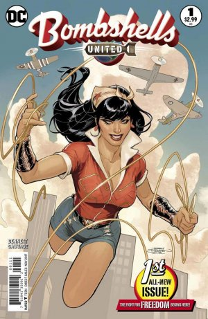 Bombshells United édition Issues (2017 - 2018)