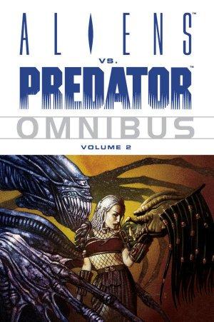 Aliens versus Predator Omnibus édition TPB softcover (souple) - Omnibus